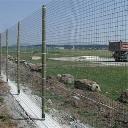 Cintoflex C Utility Netting Tenax Fence